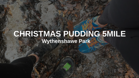 Christmas pudding 5mile