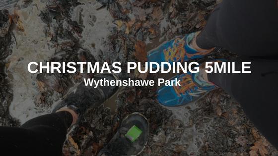 Christmas pudding 5mile