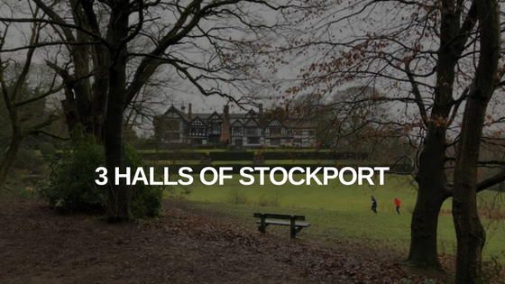 The Three Halls of Stockport
