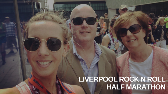 Liverpool Rock n Roll Half Marathon