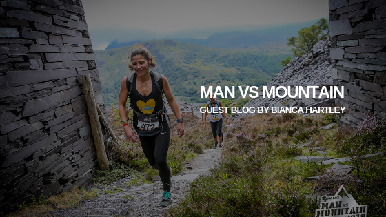 Man vs Mountain