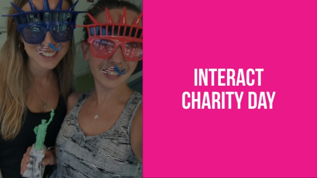 Interact charity day